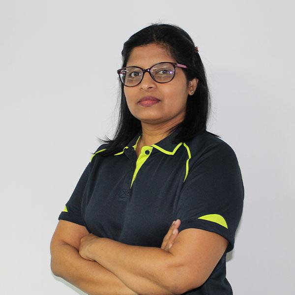 Utina Govindsamy